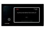 AlphaLine Repeater Display MFS-H Black