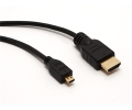 HDMI - Micro HDMI kabel. 1m