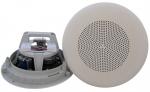 PLASTIC CEILING LOUDSPEAKER BPF-660T A+B, 70/100V