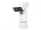 Q8742-E Dual PTZ Thermal and Visual camera