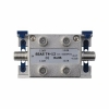 SEAS T4-12 Tap-Off 4 way +12dB TV R with F-connector