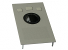 TBL50F1 50mm Panel mount trackball